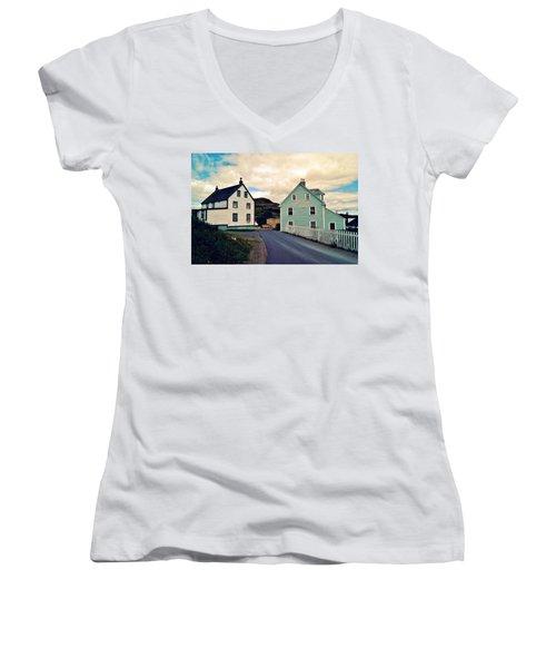 Trinity I Women's V-Neck T-Shirt