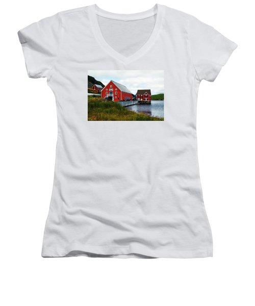 Trinity II Women's V-Neck T-Shirt