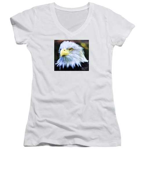Eagle Eye Women's V-Neck (Athletic Fit)
