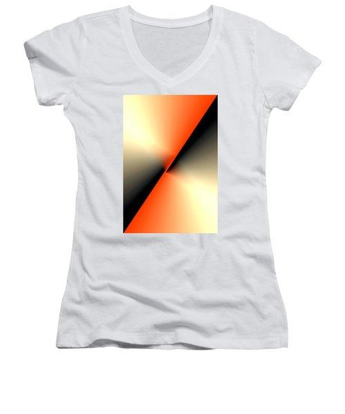 3006-2017 Women's V-Neck T-Shirt