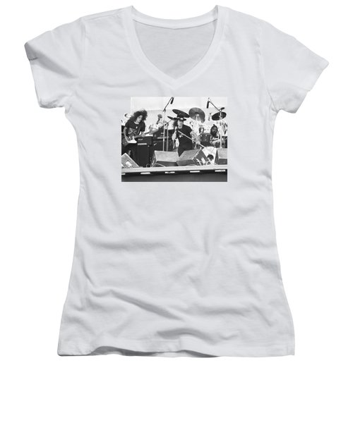Allen And Ronnie And Artimus Women's V-Neck