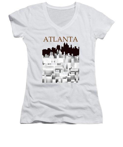 Atlanta 1 Women's V-Neck