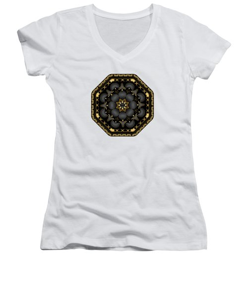Circularium No. 2616 Women's V-Neck