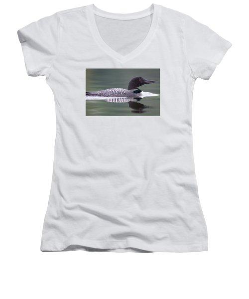 Cruisin... Women's V-Neck T-Shirt