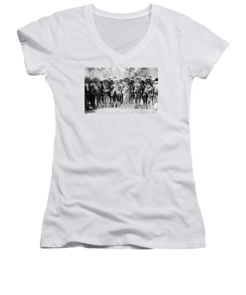 Francisco Pancho Villa Women's V-Neck