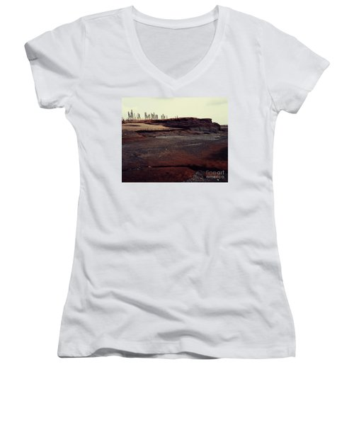 From The Sea Women's V-Neck (Athletic Fit)