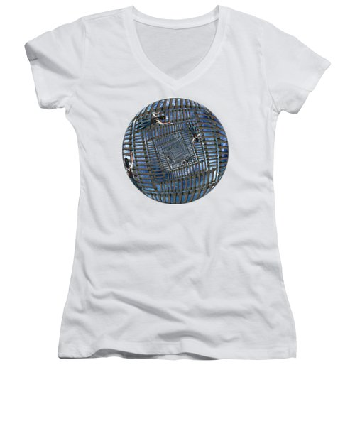 Infinity Ladders Women's V-Neck T-Shirt