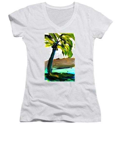 Island Time Women's V-Neck