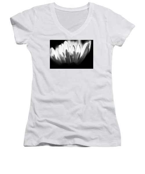 Light And Shadow    Women's V-Neck T-Shirt