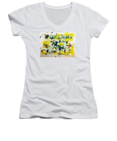 New Haven No 6 Women's V-Neck T-Shirt