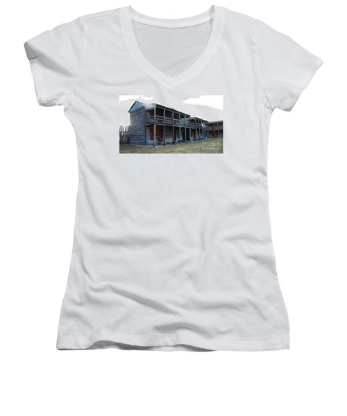 Old Fort Madison Women's V-Neck
