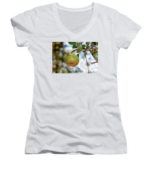 Pear Women's V-Neck