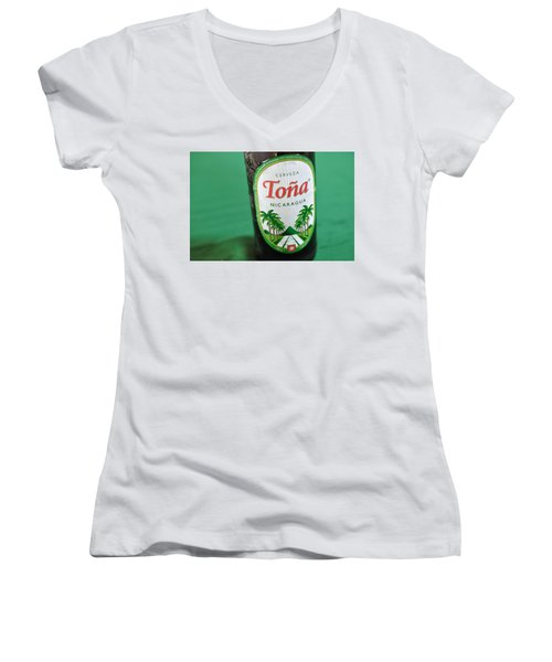 Beer Women's V-Neck