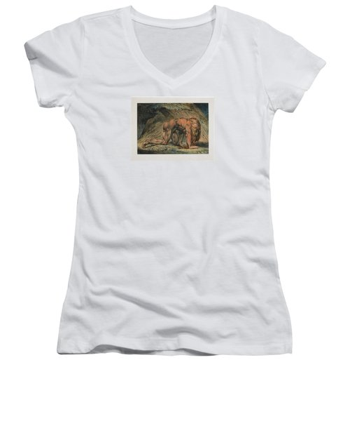 Nebuchadnezzar Women's V-Neck T-Shirt