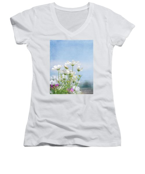 A Beautiful Summer Day Women's V-Neck