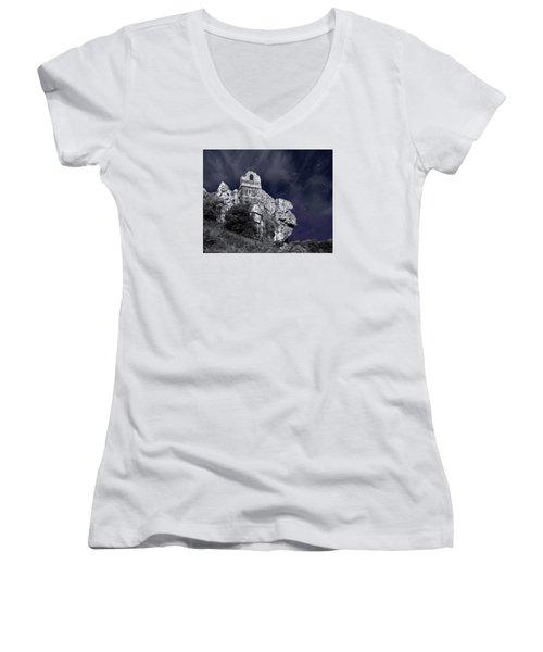 A Dark Tale Women's V-Neck T-Shirt