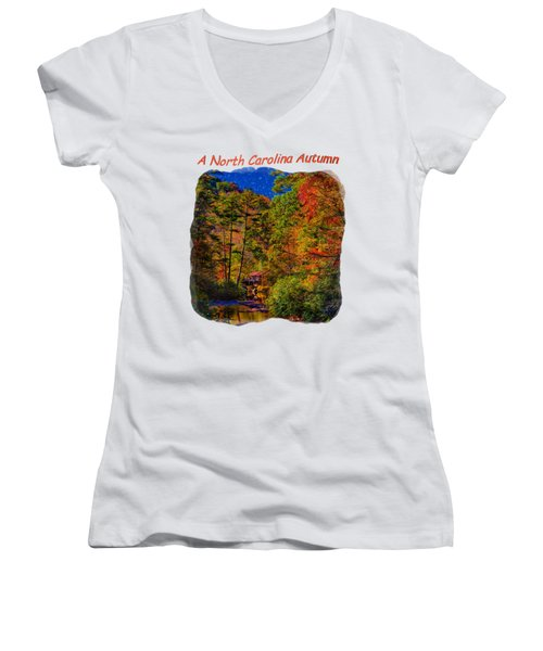 A Little Bit Of Heaven 3 Women's V-Neck