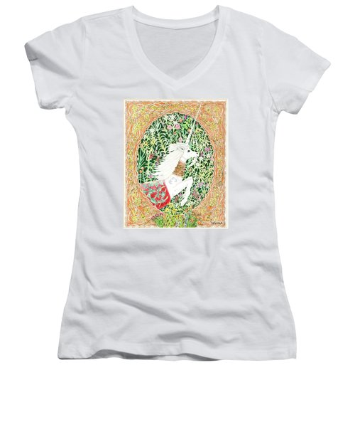 A Pawn Escapes Limited Edition Women's V-Neck