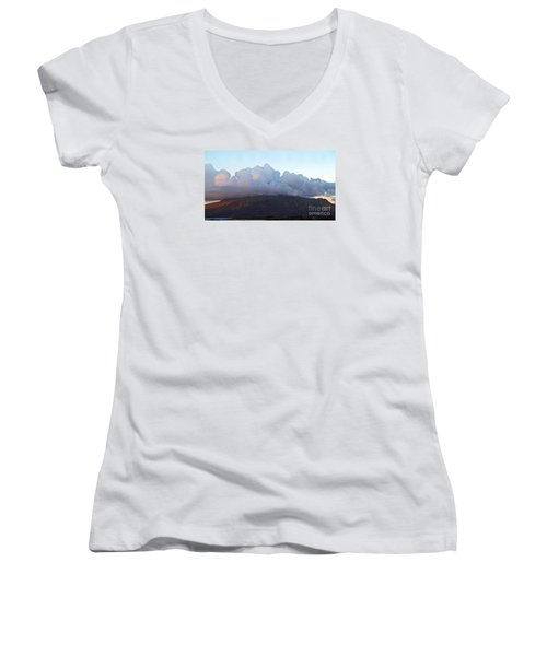 A View To Live For Women's V-Neck