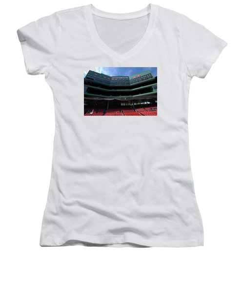 Above It All Women's V-Neck (Athletic Fit)