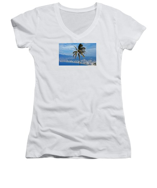 Acapulco Women's V-Neck (Athletic Fit)