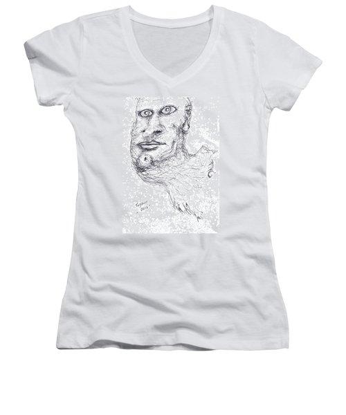 Adrift Women's V-Neck T-Shirt
