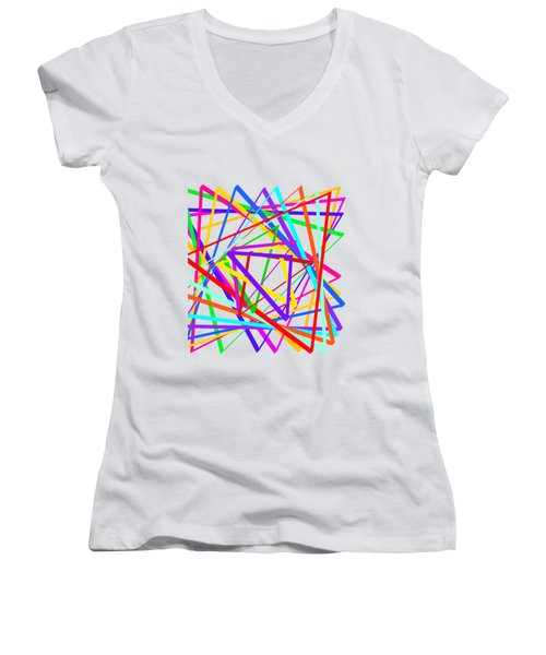 After Hours Women's V-Neck (Athletic Fit)