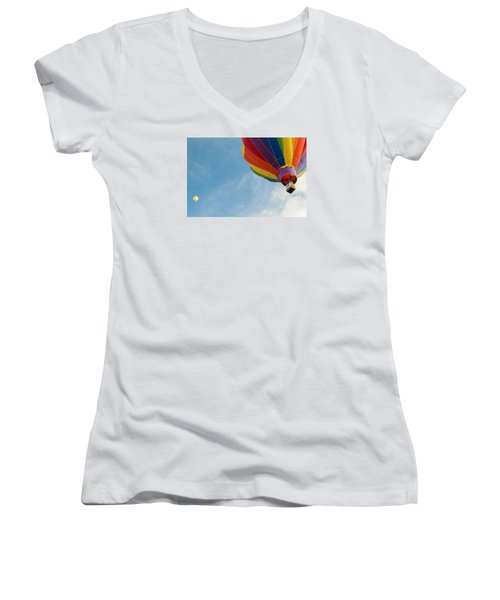 After Liftoff Women's V-Neck