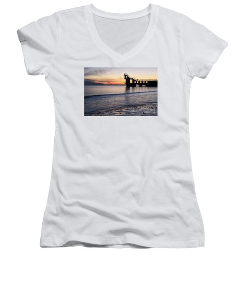 After Sunset Blackrock 2 Women's V-Neck