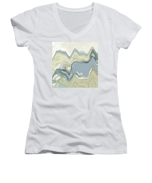 Agate Women's V-Neck