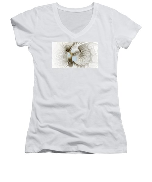 Airy Space2 Women's V-Neck