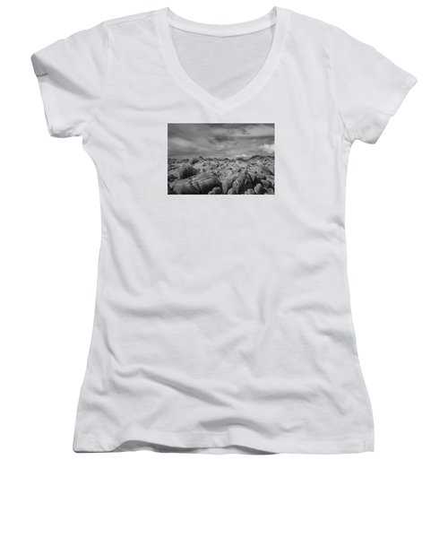 Alabama Hills Women's V-Neck (Athletic Fit)
