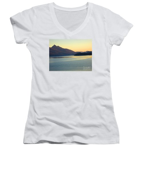 Alaska Women's V-Neck T-Shirt
