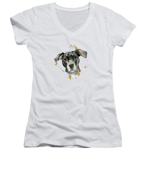 All Ears Women's V-Neck T-Shirt