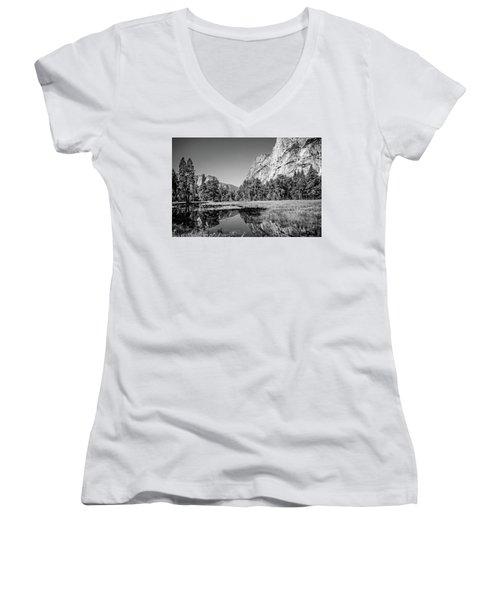 Gamut Women's V-Neck T-Shirt
