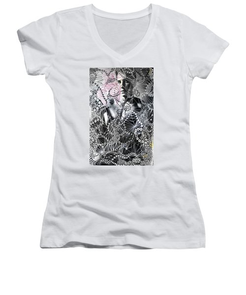 Annihilation Conversion Of The Self Women's V-Neck