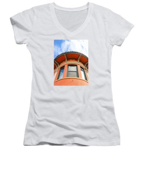 Architecture  Women's V-Neck