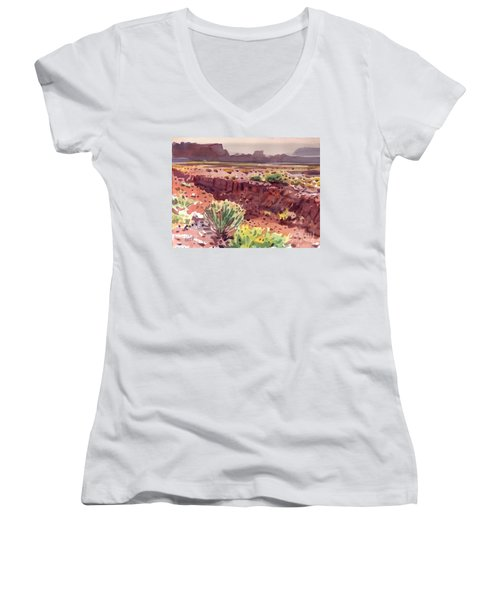 Arizona Arroyo Women's V-Neck (Athletic Fit)