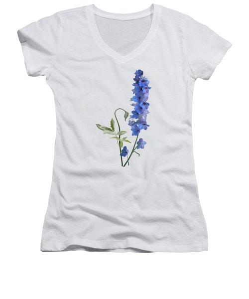 Consolida Women's V-Neck T-Shirt