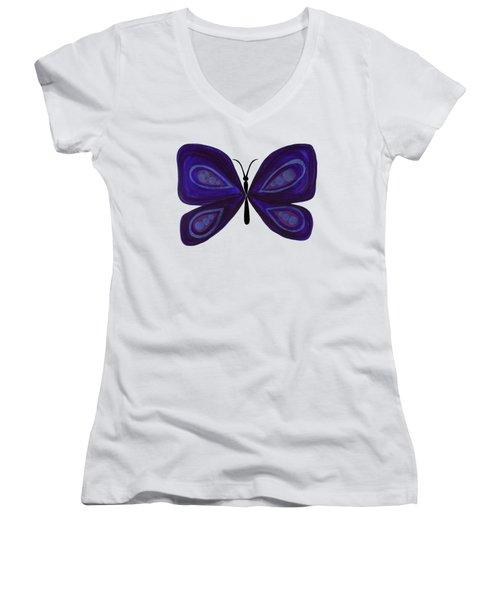 Summertime Women's V-Neck T-Shirt