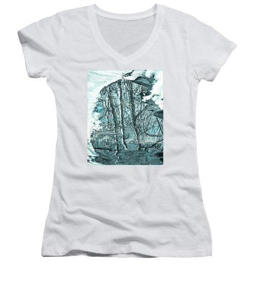 Aspen Reflection Women's V-Neck