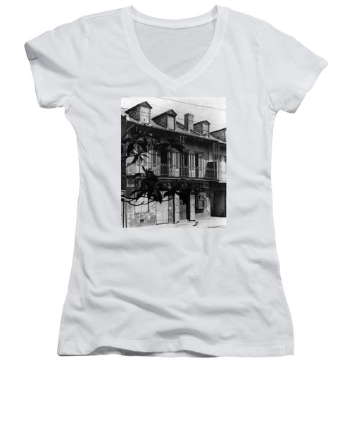Bakery Women's V-Neck T-Shirt