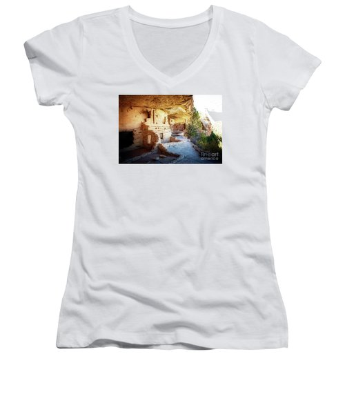 Balcony House Women's V-Neck