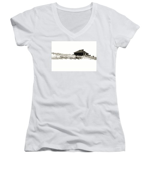Beach House - Jersey Shore Women's V-Neck