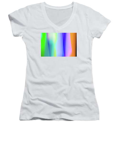 Beaming Women's V-Neck