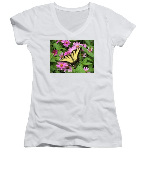 Beautiful Summer Women's V-Neck (Athletic Fit)