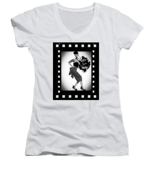 Beauty Love Truth Women's V-Neck T-Shirt