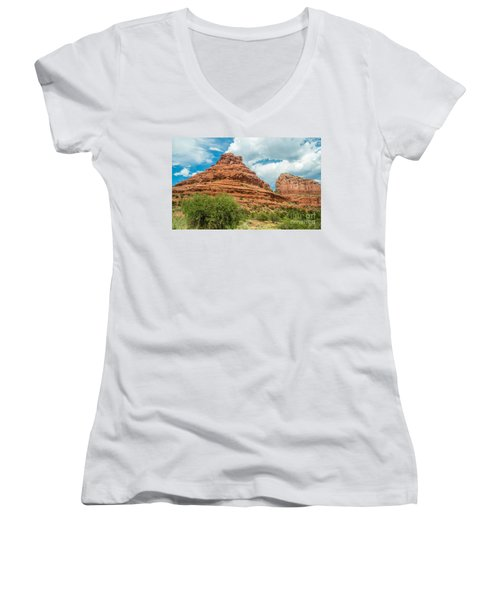 Southwest Women's V-Neck