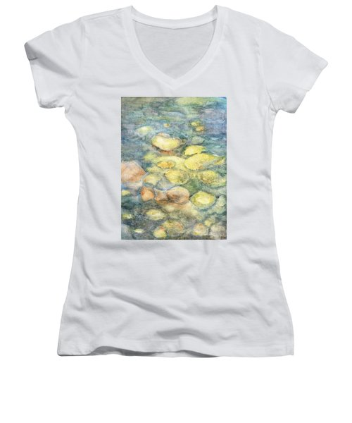 Beneath The Surface Women's V-Neck