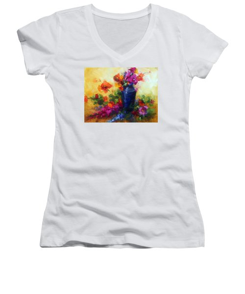 Best Friends Women's V-Neck